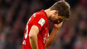 Der FC Bayern am Rande einer Niederlage