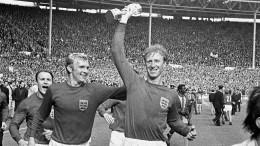 England verliert einen Weltmeister