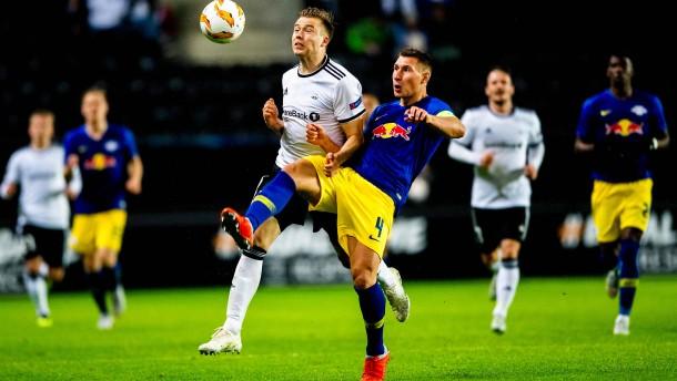 Wie Leipzig vom Sieg in der Europa League profitieren will