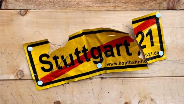 Ramsauer steht zu Stuttgart 21