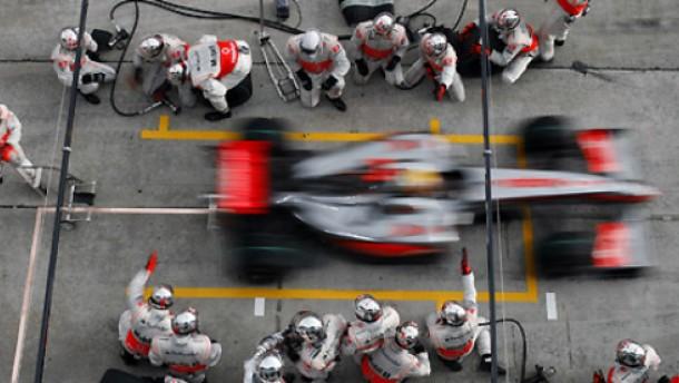 Alarmsignal für die ganze Formel 1