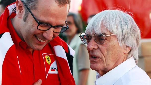 Ist der neue Formel-1-Chef hart genug?