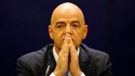 Alles wie gehabt? Fifa-Präsident Gianni Infantino.