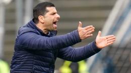 Grammozis Favorit auf Trainerposten bei Schalke 04