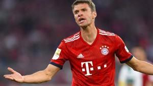Warum Müller beim FC Bayern derzeit kaum spielt