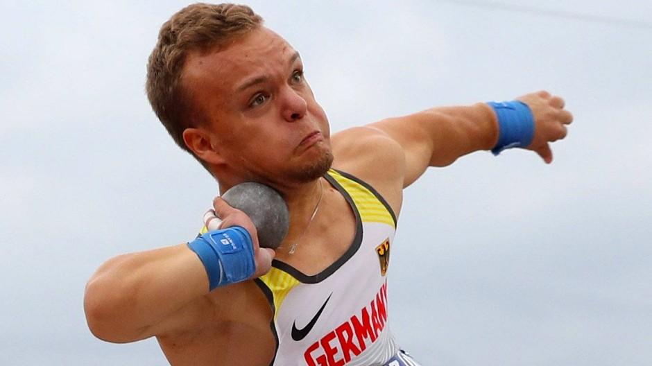 Trainiert im persönlichen Stützpunkt: Niko Kappel hat umgebaut.