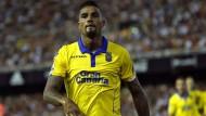 Traumstart für Boateng mit Las Palmas