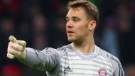 Keine Angst vor der Niederlage, aber Respekt vor der Aufgabe: Bayern-Torwart Manuel Neuer.