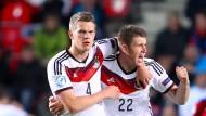 Jugend trainiert für Olympia: die deutsche U21 mit Ginter und Heintz hat es nach Rio geschafft