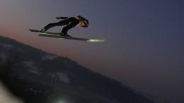 Deutscher Jubel im polnischen Skisprung-Mekka