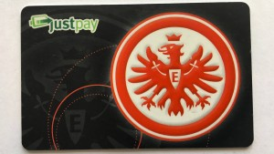 Ärger um Eintracht-Bezahlkarten