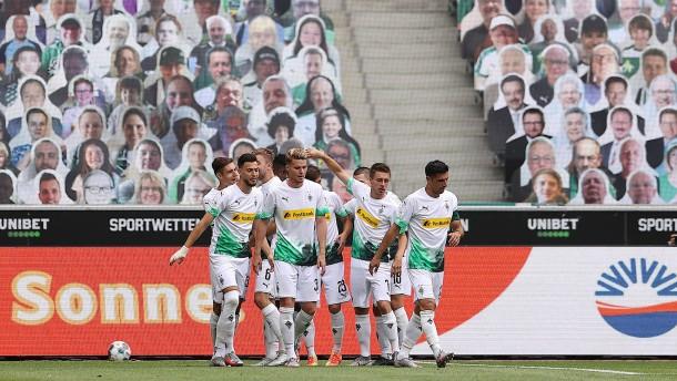 Gladbach ohne Zweifel in Champions League