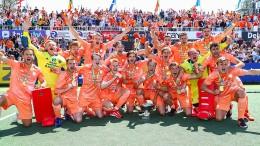 Holland ist Europameister