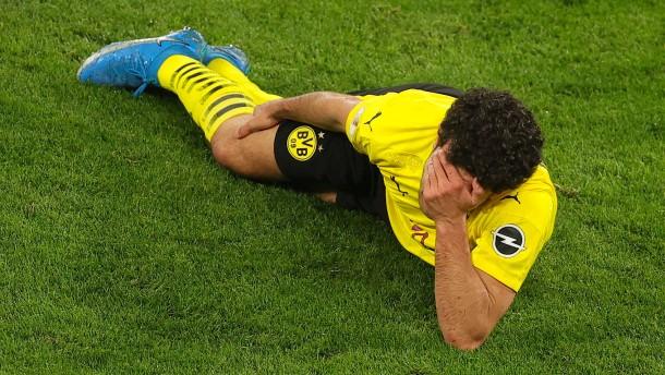 Schmerzensschreie überschatten BVB-Gala