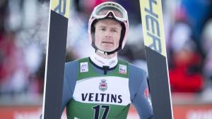 Skispringer Freund darf nicht zur WM