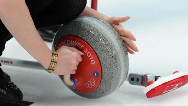 Curling erhält  Comic-Status