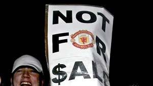 Amerikanischer Milliardär übernimmt Manchester United