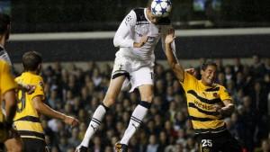 Bern scheitert an Tottenham - Ajax und Auxerre dabei