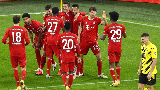 Bayern-Sieg im Topspiel – Sorge um Kimmich