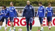 Es wird eng auf Schalke