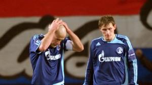 Schalke droht nach 1:2 in Enschede das Aus