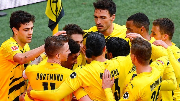 Dortmund-Sieg macht FC Bayern zum Deutschen Meister