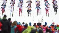 Es läuft gut bei der Tour de Ski – allerdings nicht unbedingt für die Deutschen.