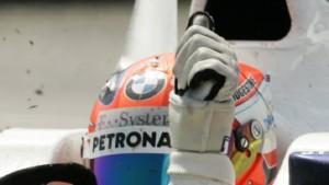 Triumph für BMW-Sauber: Kubica siegt vor Heidfeld