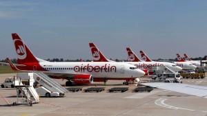 Air Berlin will Millionen wegen geplatzter BER-Eröffnung