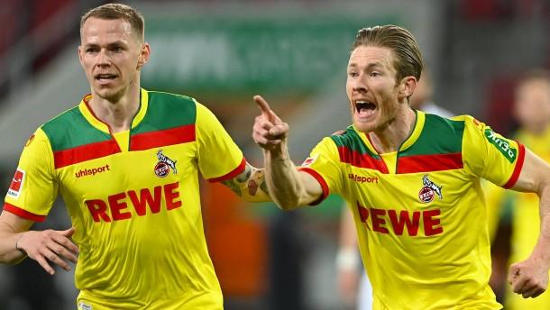 Furiose Kölner lassen sich nicht stoppen