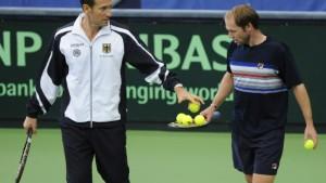 Zu wenige Emotionen für ein Tennis-Cordoba