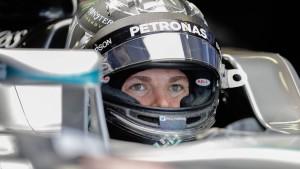 Rosberg geht als Zweiter ins Finale