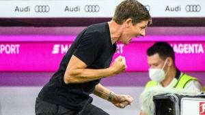 Was der Eintracht vom Bayern-Coup bleibt