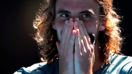 Das Tennis-Märchen des jungen Stefanos Tsitsipas
