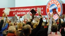 Hände hoch beim FC Bayern: Entlastung des Vorstands