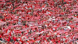 """""""Retterspiel"""" für die Kickers: FC Bayern hilft"""