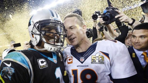 Der emotionale Sieg des Peyton Manning