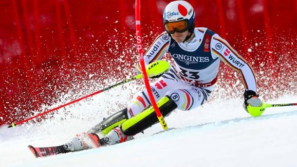 Skifahrer Straßer verpasst Kombi-Bronze nur knapp