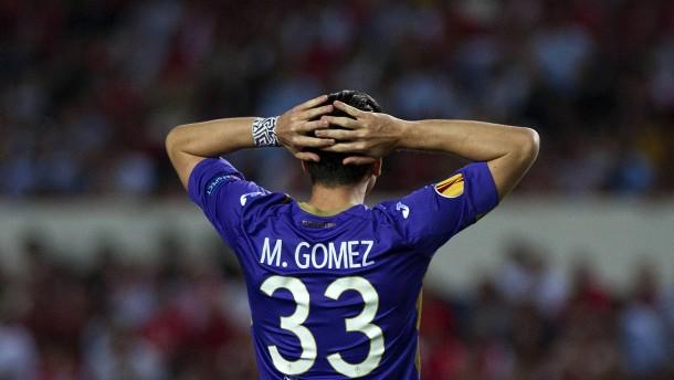 Gomez' Traum vom Finale droht zu platzen