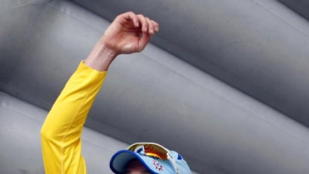Schumacher verblüfft nicht nur die Konkurrenten