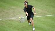Ins Viertelfinale eingezogen: Alexander Zverev.