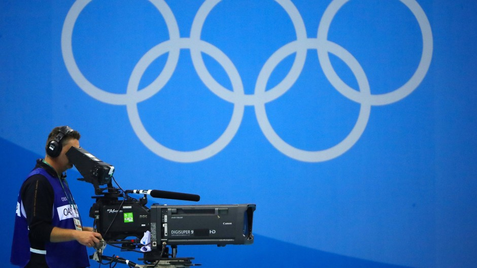 Ohne Zuschauer werden die Olympischen Spiele in Japan hauptsächlich von den Fernsehübertragungen leben.