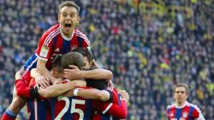 Lewandowskis Stich ins Dortmunder Herz