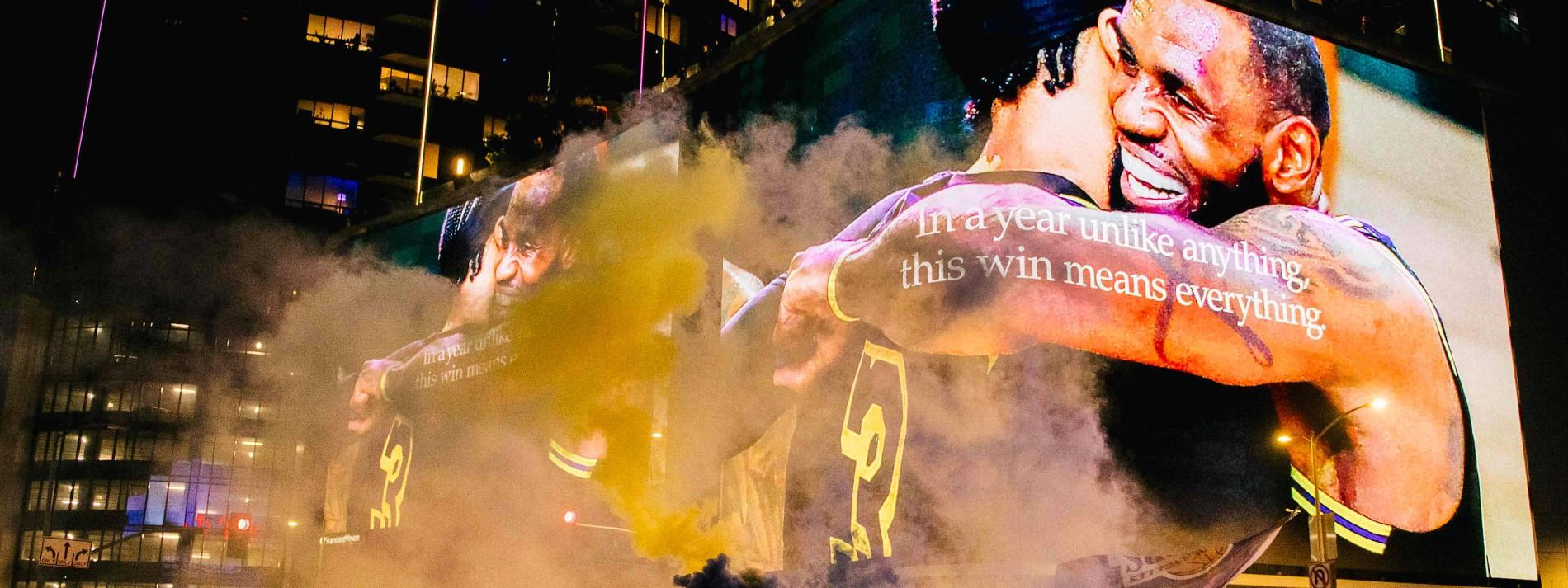 Darum faszinieren die Lakers um LeBron James so