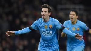 Die große Lionel-Messi-Show