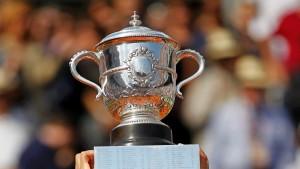 Chinesische Revolution in Roland Garros