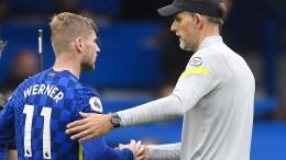 Tuchel und Chelsea verlieren Spitzenspiel