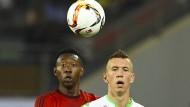 1:1 – Elfmeterschießen in Wolfsburg!