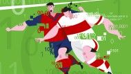 Analyse zum Lrrnen: Programmierbar ist der Fußballspieler aber nicht