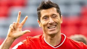 Eintracht von der Bayern-Walze überrollt